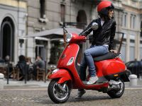 Slow Tour in VESPA
